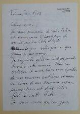 HANS STAUDACHER ABSTRACT WORKS AUSTRIA / AUTHENTIQUE CORRESPONDANCE FRANCE 1973