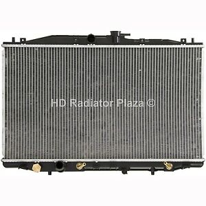 Radiator Replacement For Acura TSX 04 05 L4 2.4L 4 Cylinder 1 Row AC3010136