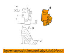 s l225 general motors genuine oem abs system parts with unspecified  at reclaimingppi.co