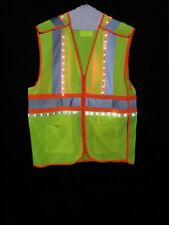 Breakaway LED Safety Vest