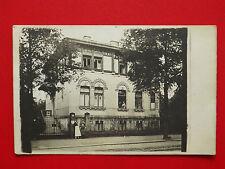 Foto AK DRESDEN Strehlen Wasastraße 13 Stadtvilla um 1920 ( 10003
