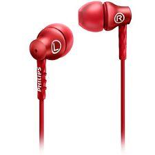 Philips Kopfhörer in Rot