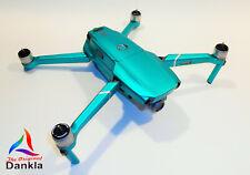 DJI MAVIC 2 PRO/ZOOM- SKIN - CHROM TÜRKIS / CHROME TURQUOISE - 3-5 Batterien