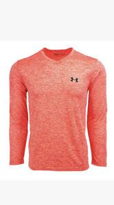 Under Armour HeatGear Cora Spacedye Long-Sleeve Shirt Men's Size Size Large