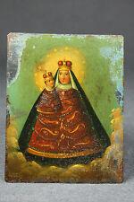 Ölbild Metall Maria Zell 19. Jh.