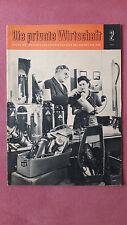 Zeitschrift Die private Wirtschaft, Heft 2 / 1961, Organ der IHK, DDR