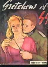 Curiosa ASLAN Sexy NOIR pinup GRETCHEN et les SS guerre WWII 1939/1945 gestapo