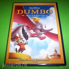 DUMBO CLASICO DISNEY NUMERO 4 - DVD NUEVO Y PRECINTADO
