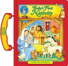 Baby's First Nativity Carry Along (Baby's First Bible Collection), Allia Zobel-N