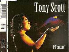 TONY SCOTT - mawi CDM 5TR Eurodance 1995 Holland RARE!!