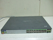 HP PROCURVE 2626 Managed 24 port Switch J4900B SOLD AS IS FOR PARTS/REPAIR ONLY