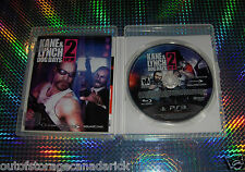 Kane & Lynch 2: Dog Days (Sony Playstation 3, 2010) Instructions Included