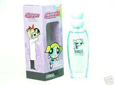 2x POWERPUFF GIRLS BUBBLE 1.7 oz/50ml Eau de Toilette Spray for Girls NIB