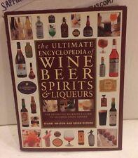 the ULTIMATE ENCLYCLOPEDIA of WINE BEER SPIRITS & LIQUEURS USED 2000