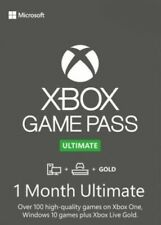 Xbox Live GOLD + Game Pass Ultimate Key - 1 Month Code - Xbox One / PC - INSTANT