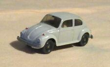 VW Beetle 1303 Wiking gris/blanc très bon état/neufs