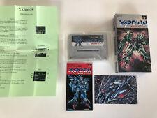 Xardion SNES SFC Super Famicom Mit Deutscher Spielanleitung Nintendo