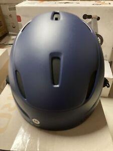 ! Giro Ratio MIPS Adult Medium Snowboarding Ski Snow Helmet Matte Midnight Blue