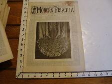 The Modern Priscilla : lynn Mass 1901, April vol XV # 2: Societe Liniere Francai