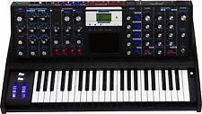Moog Minimoog Voyager Electric Blue Analog Synth V3 new //ARMENS//