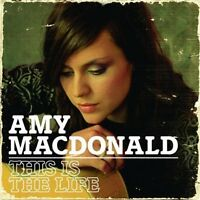 Amy MacDonald This is the life (2007, slidecase) [CD]