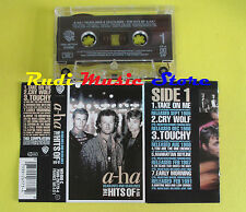 MC A-HA The headlines and deadlines hits of a-ha 1991 germany no cd lp dvd vhs