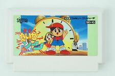 Time Zone NES sigma Nintando Famicom From Japan