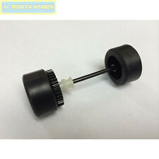 W10291 Scalextric Spare Rear Axle Assembly for Lamborghini Gallardo