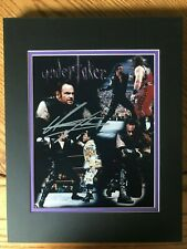 The Undertaker!! autographed 8x10 photo!! COA!! WWE! The Dead Man!!
