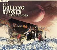 The Rolling Stones - Havana Moon - 2017 (NEW DVD+2CD)