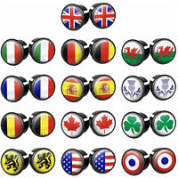 VELOX RETRO VINTAGE FLAGS BAR ROAD BIKE BICYCLE CYCLE HANDLEBAR BAR END PLUGS