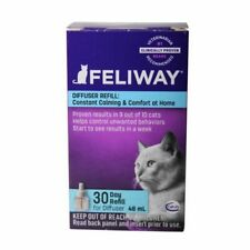 New listing Ceva Feliway Plug-in Diffuser Refill for Cats 48ml #1296