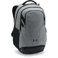 Under Armour UA Team Hustle 3.0 Backpack Bag Grey 1306060 040