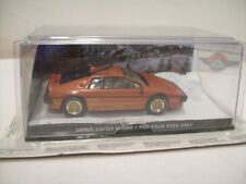 """Lotus Esprit Turbo """"007"""" Four your eyes only, 1981, Universal-Hobbies 1:43,OVP"""