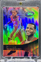 LeBron James 2003-04 ETOPPS Rookie RC Cleveland Cavaliers #43 LBJ1