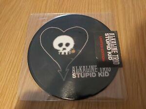 """Alkaline Trio - Stupid Kid (Limited Edition Picture 7"""" Vinyl)"""