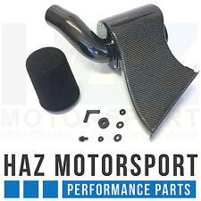 VW Golf GTI/MK7 R/KIT de ingesta de fibra de carbono/Sistema de Filtro de aire de inducción
