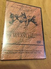 "Resistance Free Training ""The Weanling� Dvd Richard Shrake's Clinic Series"