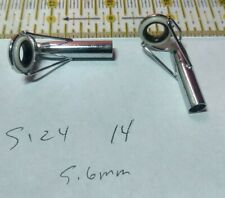 Fishing Rod Tip Top for Building or Repairing Size 14