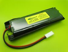 10.8v 1400mA BATTERY PACK FOR AIRSOFT ICS RIS HOLDERS / MADE IN USA