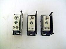 (3) Ferraz Shawmut 67010 600 Volt Intermediate Power Distribution Block