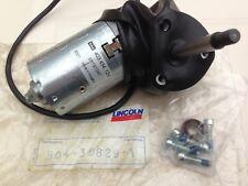 VALEO 403.434 (Nidec Lincoln SWF ITT) 12 V DC Motoréducteur Drive Pompe Arbre porte-balai