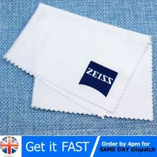 Zeiss Microfibre Cloth  For Camera Lenses, Filters, LCD, Glasses, Smartphones UK