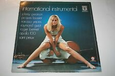 Sexy Cheesecake Cover: International Instrumental - LP Omega Jacques Loussier ..