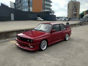 BMW e30 M3 Full Body kit bodykit Front Rear bumper side skirts Coupe 2 door