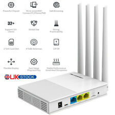 More details for 4g comfast e3 lte 2.4ghz wifi router 4 antennas sim card wireless extender 2021