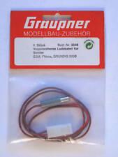 Graupner 3040 Connector Verpolsichers Ladekabel for Sender modeling