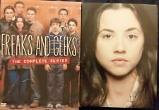 Freaks and Geeks - The Complete Series (DVD, 2004, 6-Disc Set) free shipping