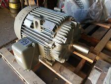 60 HP GE Motor 1760 RPM 364T 460V 3 Ph TEFC IEEE841
