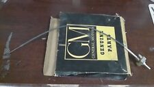 NOS GM  1949-56 CHEVY PASSENGER CAR 55-58 TRUCK AIR FLOW CONTROL VALVE CABLE GMC